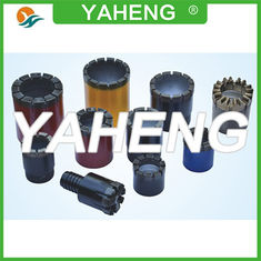 High drill speed B76 Diamond Core Bit , OD 75.87~76.12mm