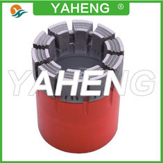 High Penetration Rate Diamond Core Drill Bit For Stone , BQ NQ HQ PQ Size